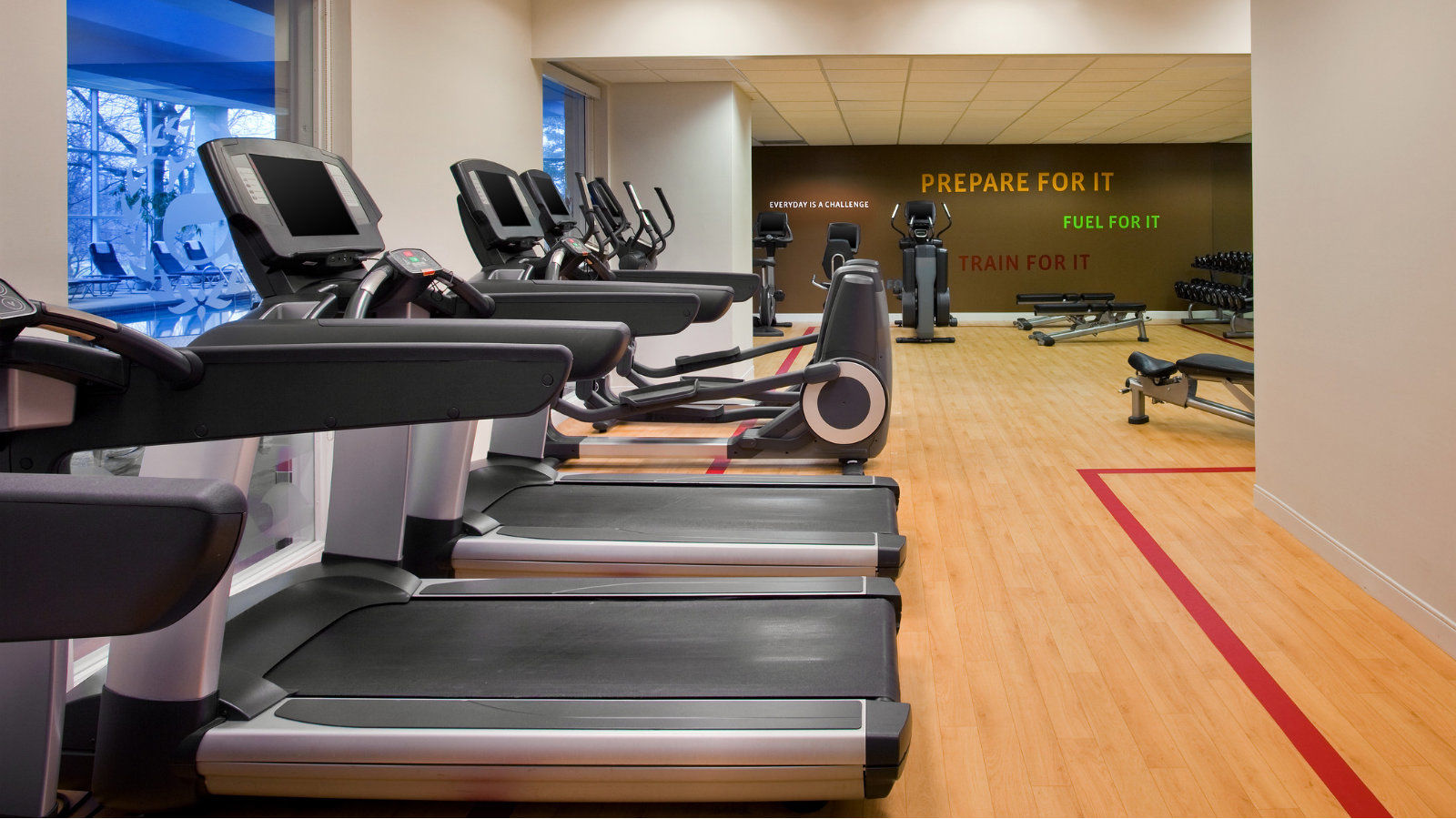 Hotel Features | Fitness Center